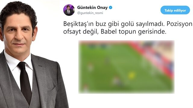 Monaco maçında çıldırtan karar: Beşiktaşlılar kahroldu