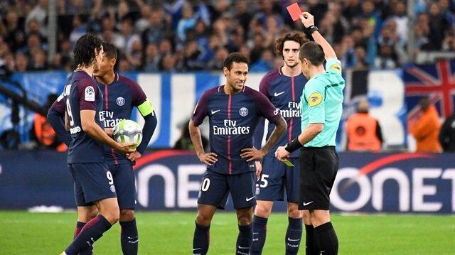 Neymar'ın cezası belli oldu