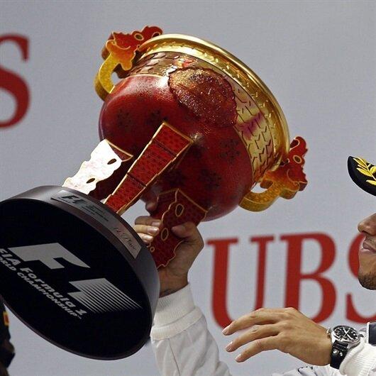 فورمولا1: البريطاني هاميلتون يتوّج ببطولة العالم لعام 2017