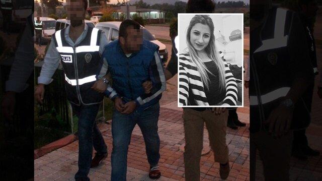 Adana'da genç kız katilini cep telefonuna kaydetti