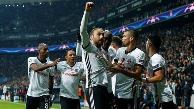 Beşiktaş irtifa kaybetmiyor