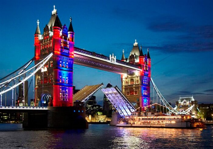 İngiltere-Tower Bridge