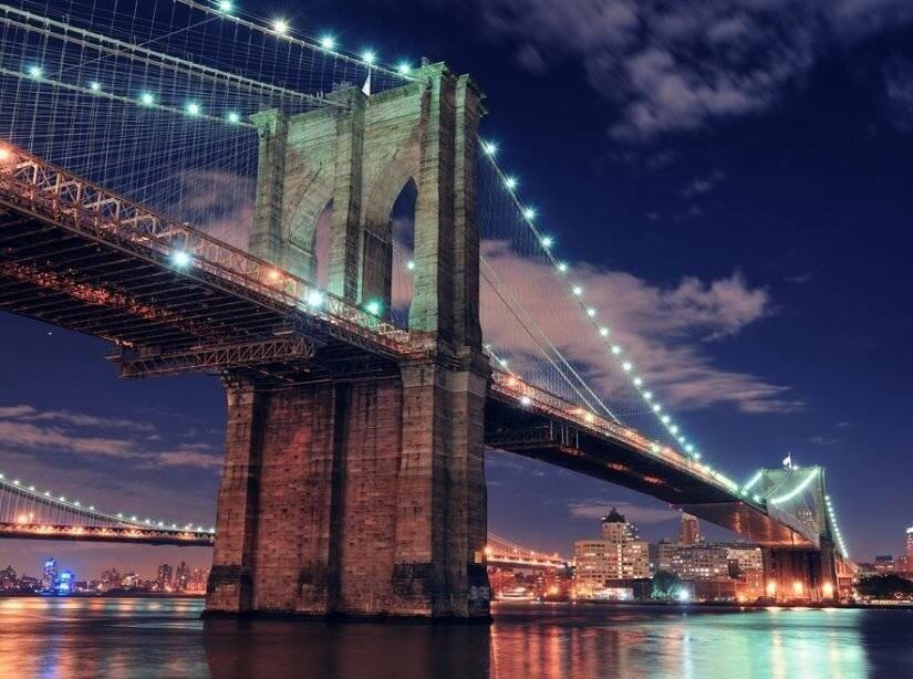 ABD-Brooklyn Köprüsü