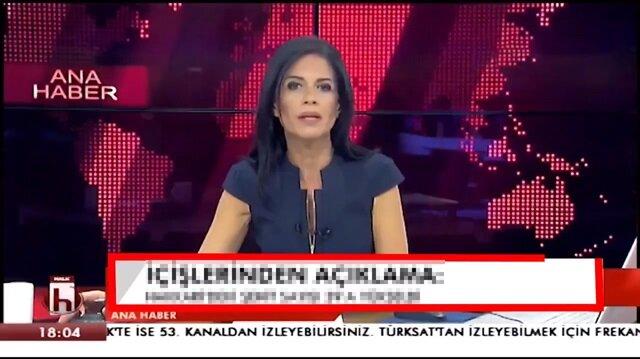 Halk TVde skandal hata!
