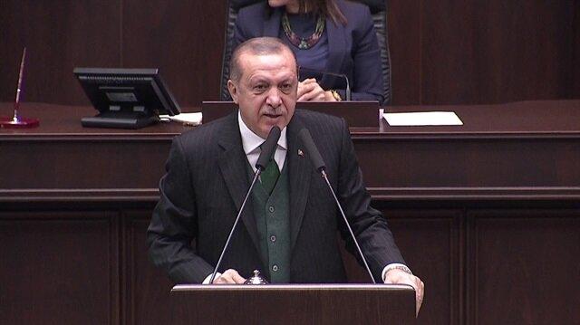 Cumhurbaşkanı Erdoğan: Bizim bir şehidimizin kanı…