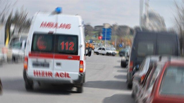 İstanbul'da trafikte akıl almaz olay