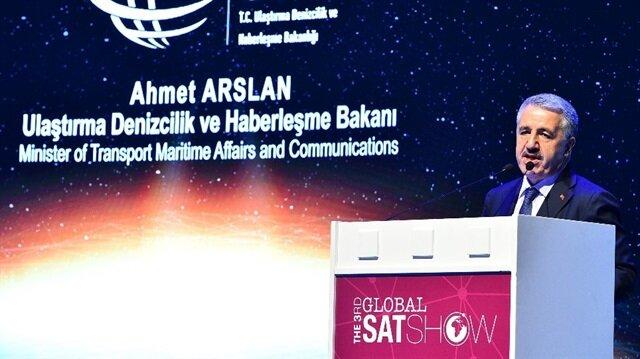 Ulaştırma Bakanı: Türksat uyduları Space X'in Falcon 9 roketiyle fırlatılacak