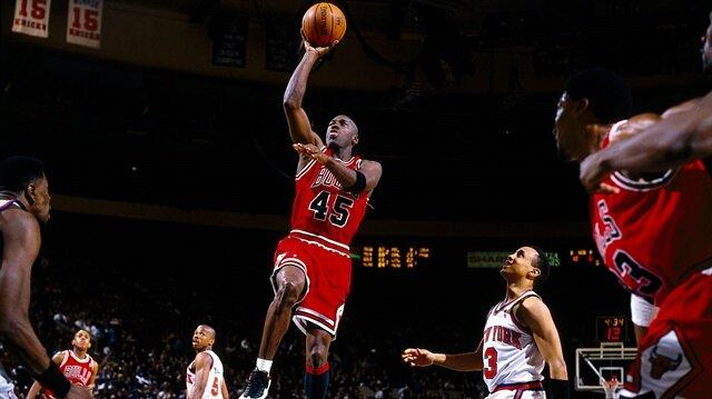 Hem basketbolcu hem sanatkar: Michael Jordan'ı efsane yapan en iyi anlar