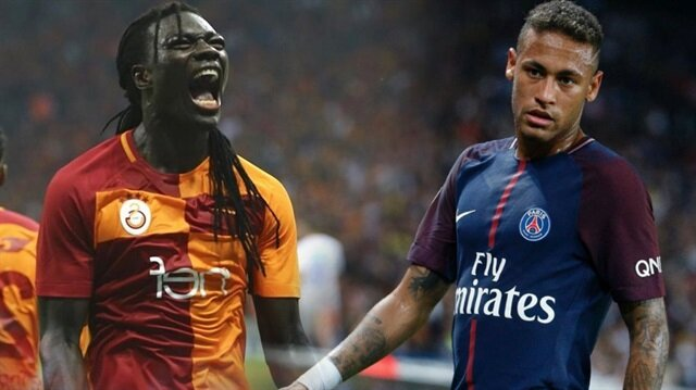 Gomis, Neymar'ı bile solladı!