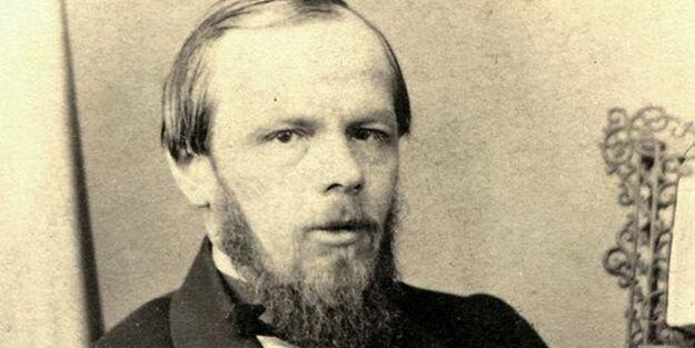 Dostoyevski'nin gençliğinden bir kare.