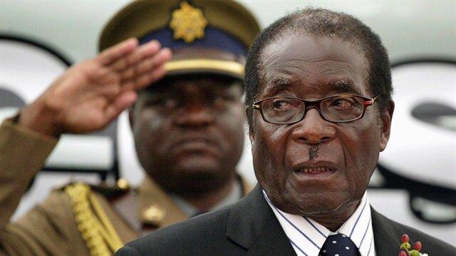 37 yıllık iktidarın sonu: Devrik lider Robert Mugabe