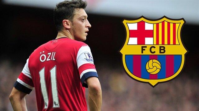 Katalonya radyosu: Mesut Özil Barcelona'da