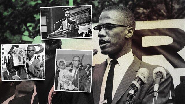 Acı, gaflet, mücadele, hakikat ve şehadet... Malcolm X'in hayatı