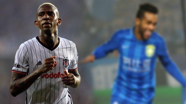 Beşiktaş'ta Talisca'nın yerine sürpriz isim