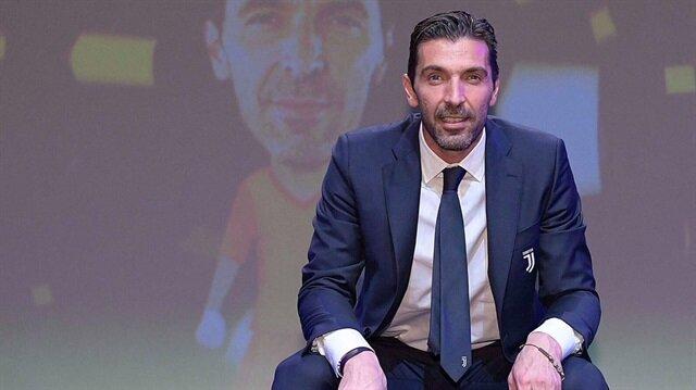 39'luk Buffon ödüle doymuyor