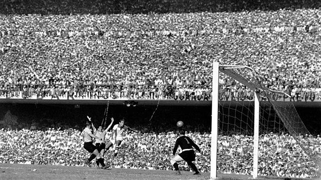 Brezilya'nın Hiroşima'sı: 1950 Dünya Kupası Finali