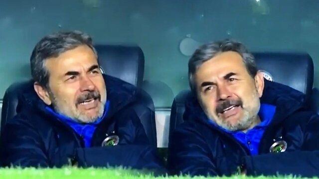 Aykut Kocaman'ın kulübedeki sözleri sosyal medyayı salladı