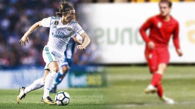 Galatasaray'ın genç Modric'ine İspanyol kancası