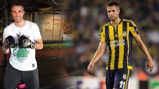Van Persie'nin yaptığı paylaşım Fenerbahçelileri çılgına çevirdi