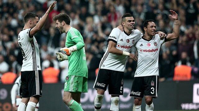 Derbide Beşiktaş rahat kazandı!