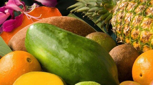 Gıda ticaretinin 'yeni yıldızı' tropikal meyveler
