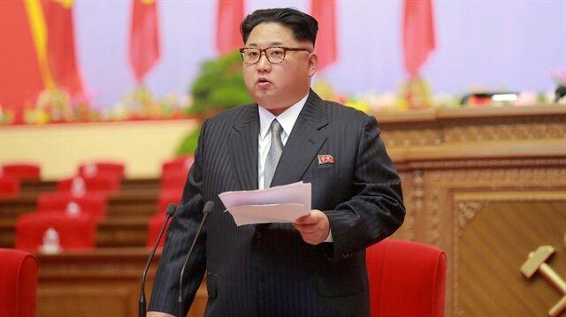 Kuzey Kore lideri Kim'den Kudüs çıkışı