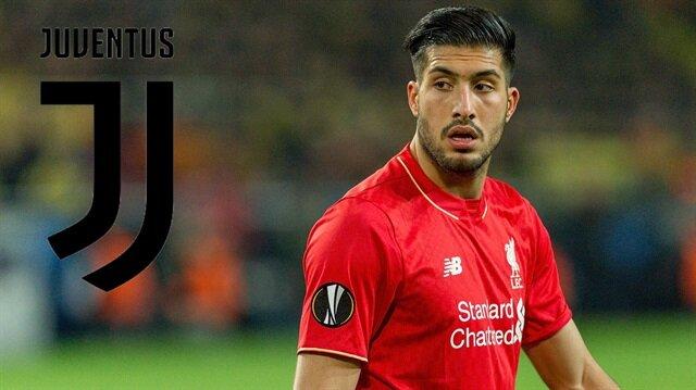 Emre Can Juventus'a imza atmak üzere: Sözleşme 5 yıllık