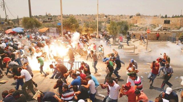 Kudüs bir asırdır tutsak