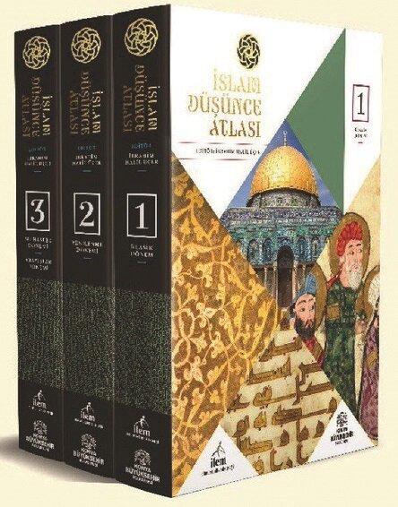 İslam Düşünce Atlası - 3 CiltnHaz.: İbrahim Halil ÜçernKonya BB Kültür Yayınların2017n1378 sayfa