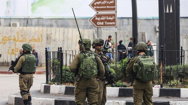 İsrail işgal altındaki Batı Şeria'da 27 Filistinliyi yaraladı