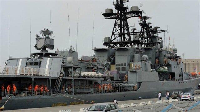 Rusya Tartus'taki deniz üssünü genişletiyor