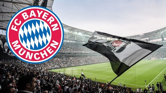 Bayern Münih'ten Beşiktaş taraftarına çirkin hareket