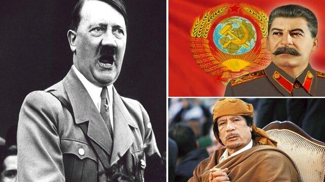 Dünya tarihine damga vuran diktatörler hangi takımları tutuyorlardı?