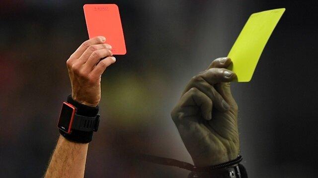 Sarı kart ve kırmızı kart nasıl ortaya çıktı?