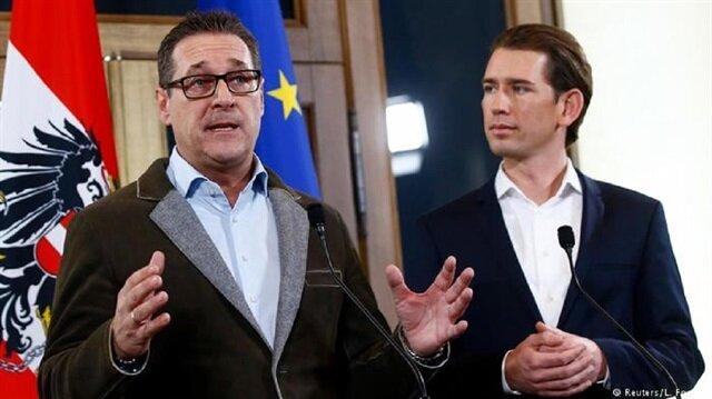 Avusturya'da aşırı sağcı hükümet kuruldu