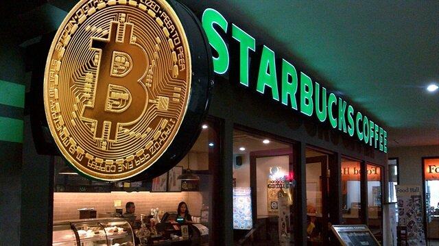 Bitcoin üretmek için Starbucks'ı hacklediler