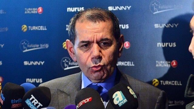 Dursun Özbek'ten futbol ihracatı yorumu