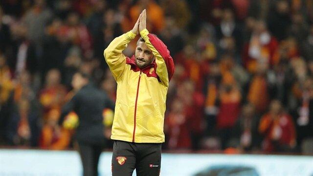 Galatasaray taraftarından Sabri Sarıoğlu'na sürpriz