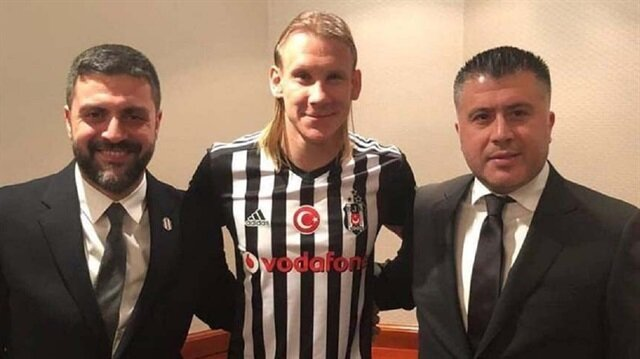 Beşiktaş'ta Vida krizi