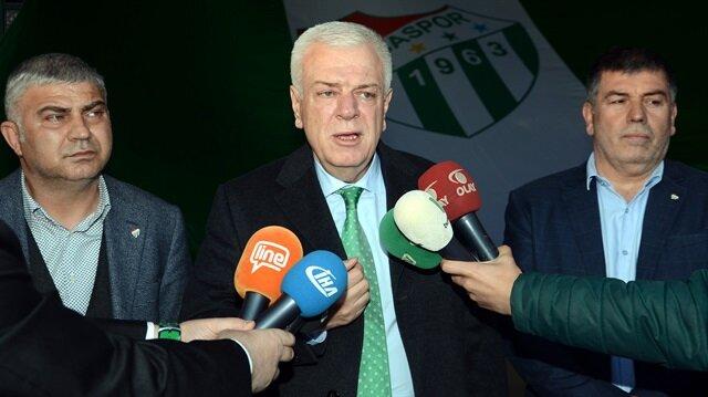 Bursaspor'dan resmi açıklama: Sow'a teklif yaptık