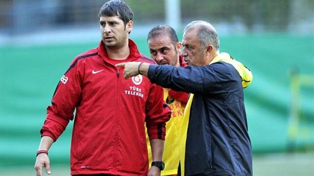 Hasan Şaş ve Ümit Davala Galatasaray'a geri döndü