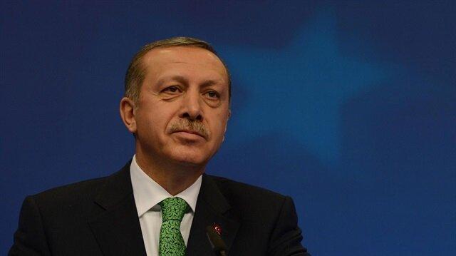 Cumhurbaşkanı Erdoğan'dan Cenk Tosun'a büyük jest