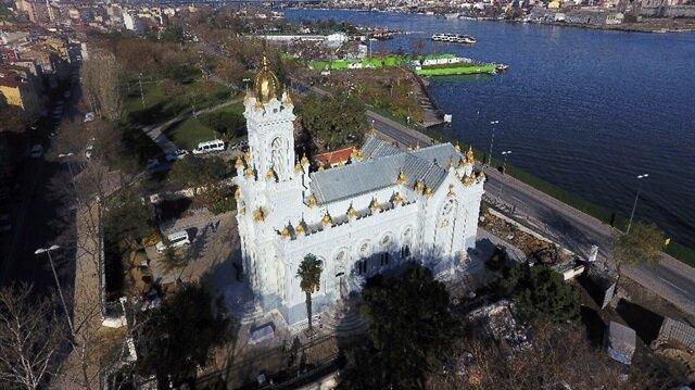 Demir Kilise 7 yıl aradan sonra açıldı