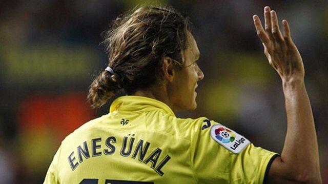 Golle geri dönen Enes Ünal Villarreal tarihine geçti!