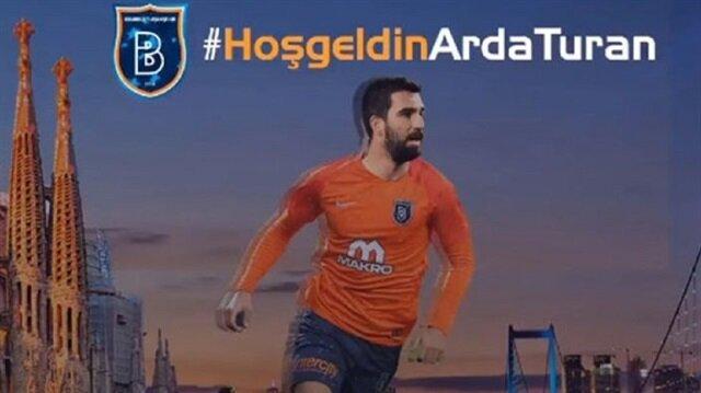 Arda Turan'dan imza töreninde Galatasaray'a imalı gönderme