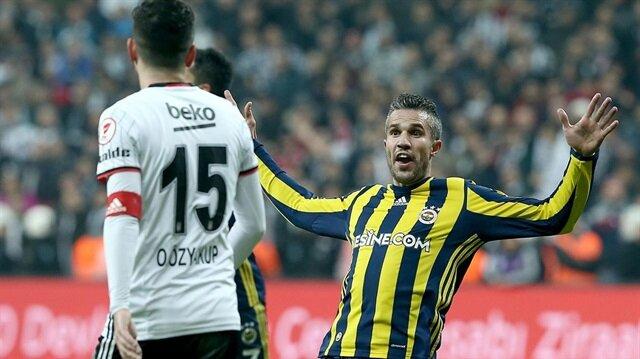 Robin van Persie, Beşiktaş'ın 9 transferini ikiye katladı!