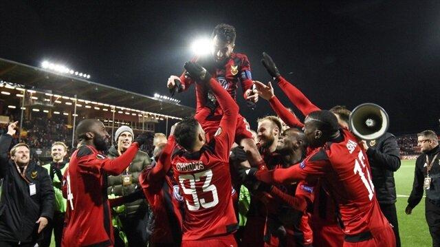 Östersunds yılın takımı seçildi!