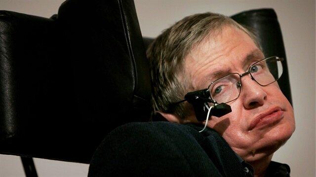 """Stephen Hawking ile ilgili şok eden iddia: """"Aslında 30 yıl önce öldü!"""""""