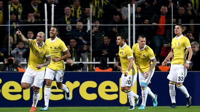 Fenerbahçe'ye 3 puan Soldado'dan