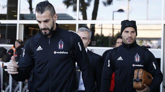 Beşiktaş, Antalya deplasmanında